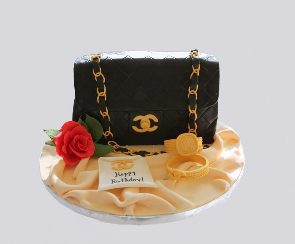 Handbag Design Birthday Cake : Handbag Birthday Cake Designs images