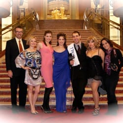 The Rizzolution - The crew at The 83rd Academy Awards! - Boston, MA, Vereinigte Staaten
