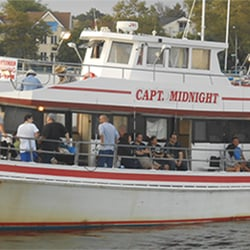 Captain midnight fishing fishing brooklyn ny for Brooklyn fishing boat