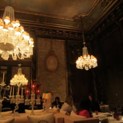 Cristal Room Baccarat, Paris