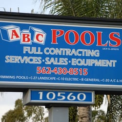 Abc Swimming Pools Supplies Los Alamitos Ca Usa Yelp