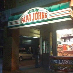 This was my first time ever ordering from Papa John's. I had a serious craving for some pizza and was recommended this place! I had a serious craving for some pizza and was recommended this place! I tried to use their online ordering option and was very disappointed.4/5(6).
