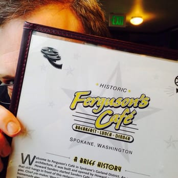 Ferguson S Cafe Spokane Hours