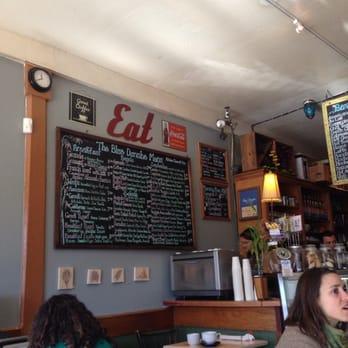 Blue Danube Coffee House San Francisco