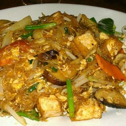 Tofu And Broccolini Pad See Ew Recipes — Dishmaps