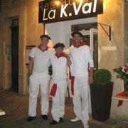 La K. Val des Basques - Aix-en-Provence, France. La K Val