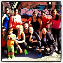 """City of Angels Boxing - """"Booty Boot Camp"""" - Los Angeles, CA, Vereinigte Staaten"""