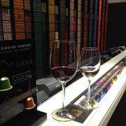 Eröffnungsempfang mit Wein