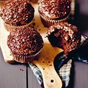 Chocolate Cupcakes, Cantine California