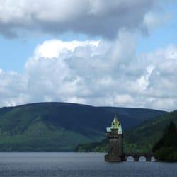 Lake Vyrnwy, Oswestry, Powys