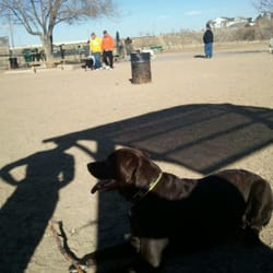 Happy Trails Dog Park logo