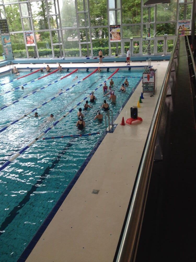 Piscine longchamp 10 photos club de sport uccle for Club de sport avec piscine paris