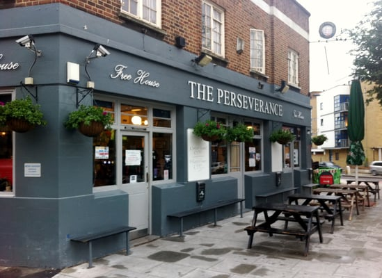 The Perseverance, London