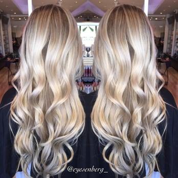 Dollhouse salon 483 photos hair salons cambrian park for 2 blond salon reviews