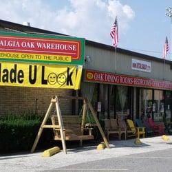 Nostalgia Oak Warehouse Closed Furniture Stores Staten Island Ny United States Photos