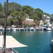Hafen Cala Figuera, Cala Figuera, Balears, Spain