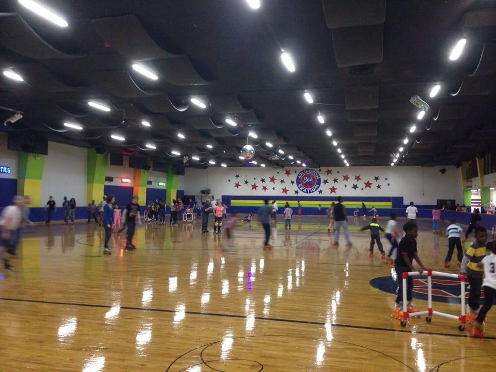 Arlington Skatium – Family Fun – Arlington, TX