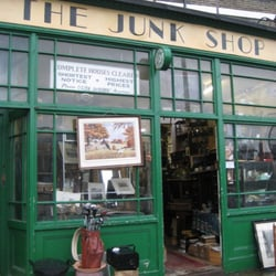 The Junk Shop, London