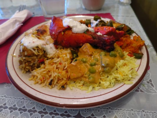 megha s athidhi indian cuisine indian sterling heights