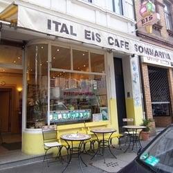 Eiscafé Sommariva, Cologne, Nordrhein-Westfalen, Germany