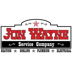 Jon Wayne Heating & Air Conditioning logo