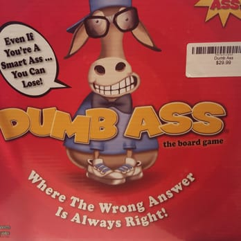 dumb ass game how to play