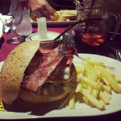 Hamburger buye completa