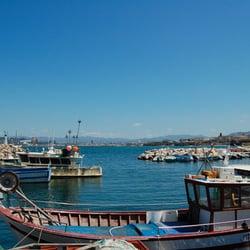 jolie vue de Marseille depuis le port de…