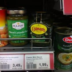 Colman's Mint Sauce :D
