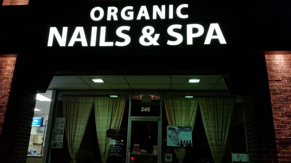 Organic Nail And Spa Vienna Va