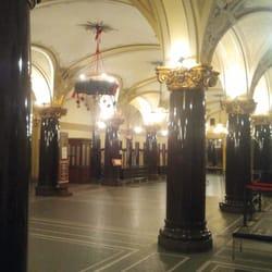 Historische Stadthalle Wuppertal, Wuppertal, Nordrhein-Westfalen, Germany