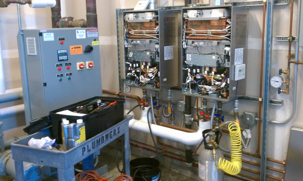 Noritz Tankless Water Heater Service And Descale Yelp