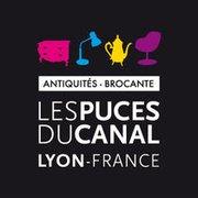 Les Puces du Canal près de Lyon