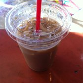 Coffee to the People - Iced Latte. Very good - San Francisco, CA, Vereinigte Staaten