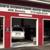 Ron's Downtown Auto Service: Smog Check