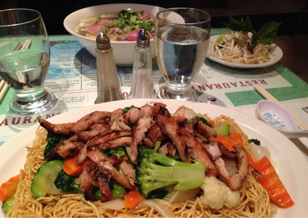 Pho bac no1 cucina vietnamita verdun verdun qc for Cucina vietnamita