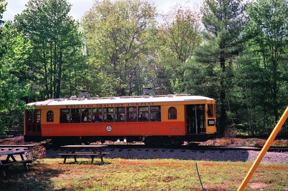 Wheeling (WV) United States  City new picture : Wheeling, WV Traction 639 @ Talbott Park | Yelp