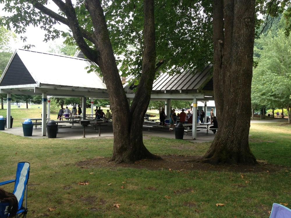 Covered Park Shelters : Giant covered picnic shelter yelp