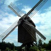 Bockwindmühle aus Niedersachsen