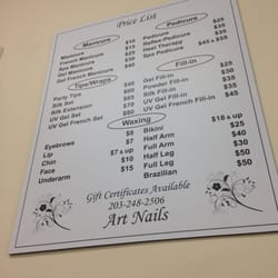 Art Nails - Nail Salons - Hamden, CT - Yelp