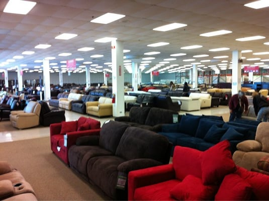 Macy's Furniture Clearance Center - MOVED - Naperville, IL