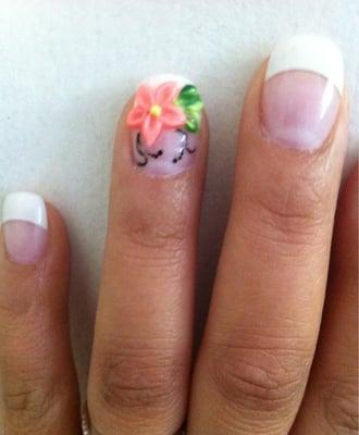 nail salon coloring pages - photo#47