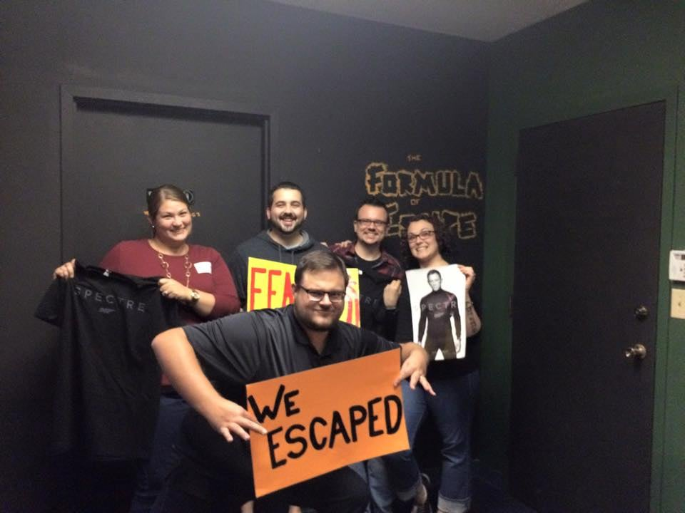 S Escape Room Raleigh Nc