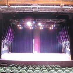 Théâtre Jacques Coeur - Lattes, Hérault, France. vue depuis salle