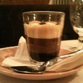 I think this was a macchiato...but beautiful no matter what!