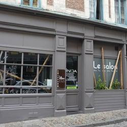 Le salon de la rue de gand vieux lille lille france for Salon de lille