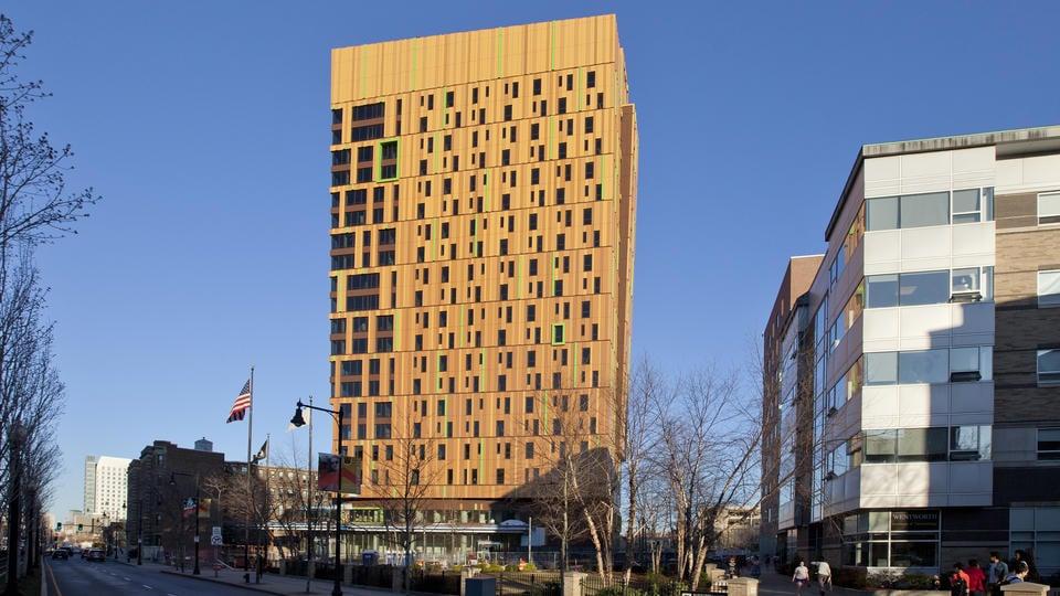 Massachusetts State College Building Authority Landmarks