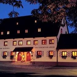 Gasthof Bammes in der Bucher Hauptstraße…