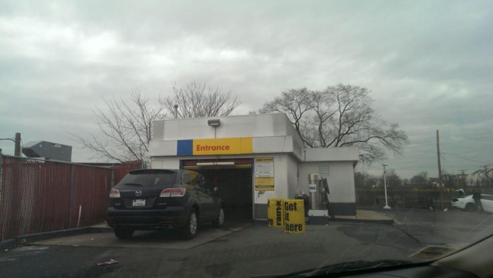 Shell Gas Station Carwash Car Wash Gateway