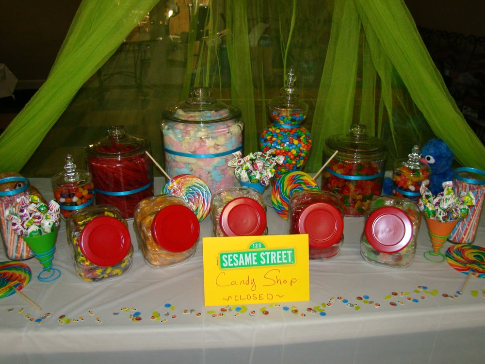 sesame street themed baby shower fairytale events provided the all